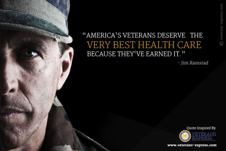 Quote Inspired by Veterans-Express Infographic
