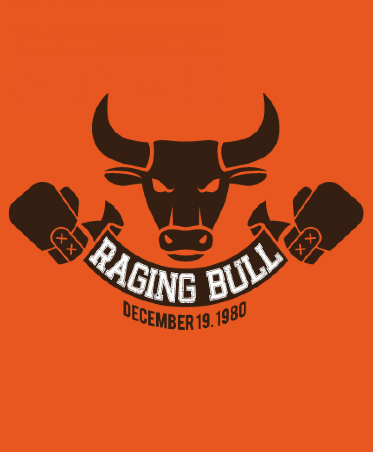 Raging Bull Design Infographic