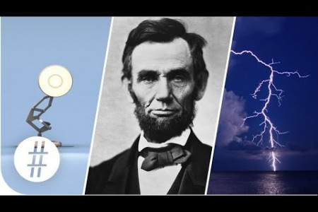 Random Numbers: Pixar, Presidents and Lightning  Infographic
