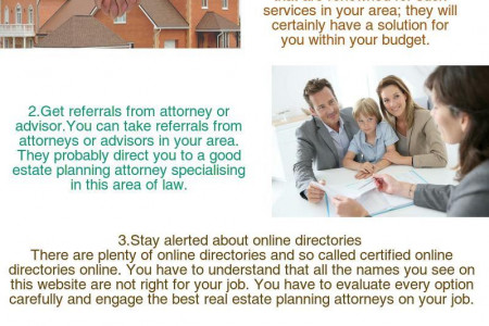 Real Estate Planning Attorney In Boise,ID  Infographic