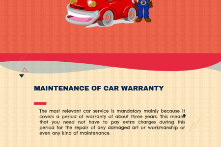 Reasons Why Relevant Car Service is Important Infographic