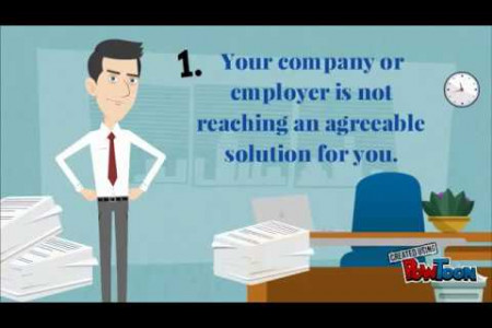 Reasons Why You Need an Employment Lawyer Infographic