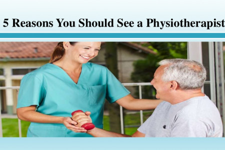 Reasons You Should See a Physiotherapist Infographic