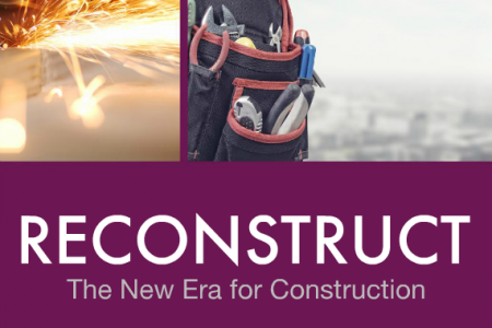 Reconstruct: The New Era for Construction Infographic