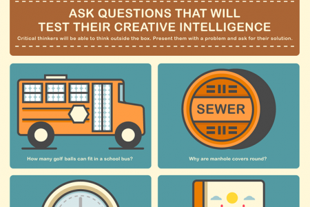 Recruiting And Keeping Critical Thinkers Infographic