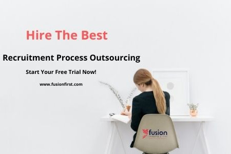 Recruitment Process Outsourcing | Start Your Free Trial Now! Infographic