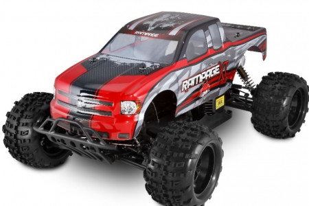 Redcat Racing RC Trucks Infographic