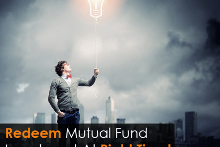 Redeem Mutual Fund Investments at Right Time Infographic
