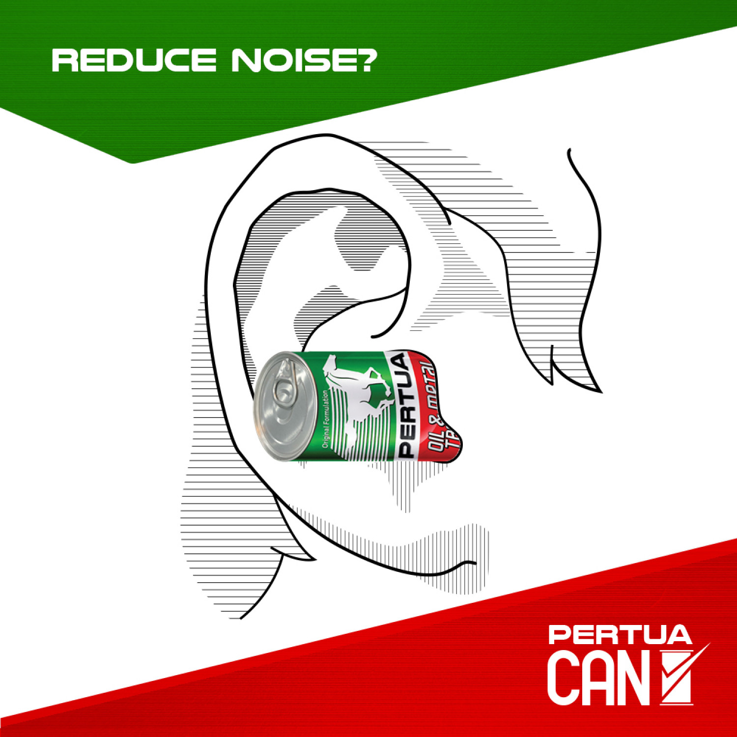Reduce Noise Infographic