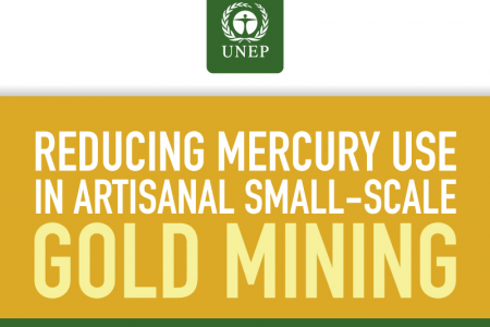 Reducing mercury use in artisanal small-scale gold mining Infographic