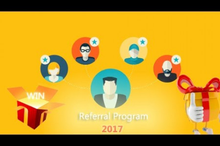 Referral Program Software - Referral Program India Infographic