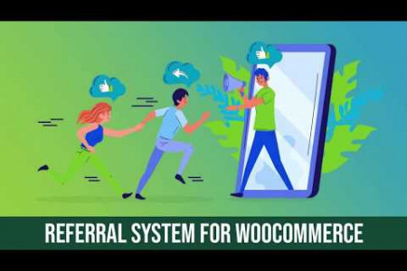 Referral System for WooCommerce | Codup Infographic