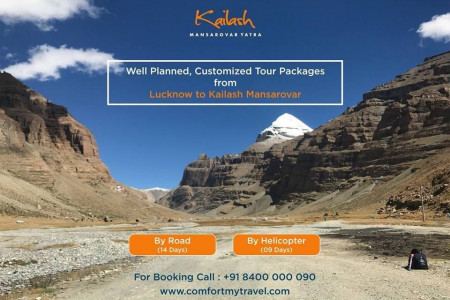 Registration Open for Kailash Mansarovar Yatra From Lucknow Infographic