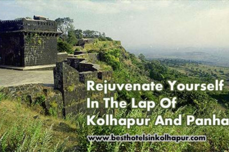 Rejuvenate Yourself in the Lap of Kolhapur and Panhala Infographic