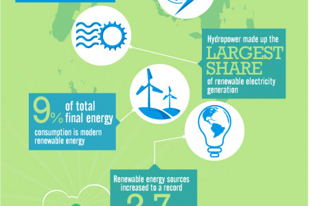 Renewable Energy: Preserving Our Future Infographic