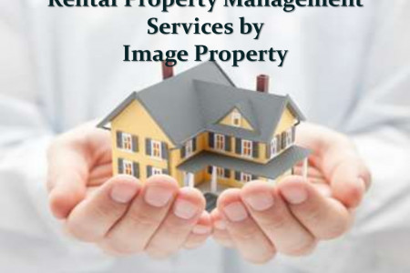Rental Property Management Services by Image Property Management Infographic