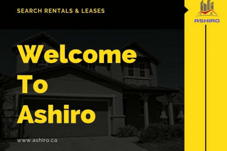 Rental Property Management Toronto | Ashiro Rentals Infographic