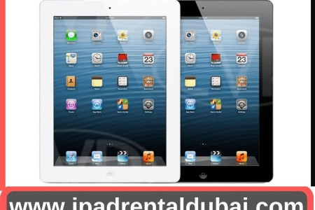 Renting iPads at Affordable Prices in Dubai Infographic