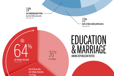 Republican Voters Super Tuesday infographic Infographic