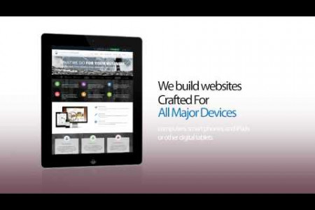 Responsive Design Website Design & Development by Illumination Consulting  Infographic