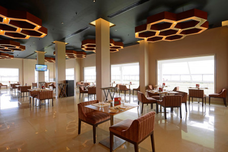 Restaurant Hotels in hubli Infographic