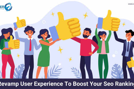 Revamp User Experience To Boost Your SEO Ranking Infographic