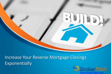 Reverse Mortgage Leads Infographic