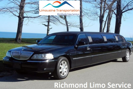Richmond Limo Service Infographic
