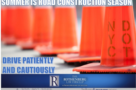Road Construction Safety Meme Infographic