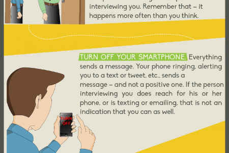 Rock Your Next Job Interview Infographic