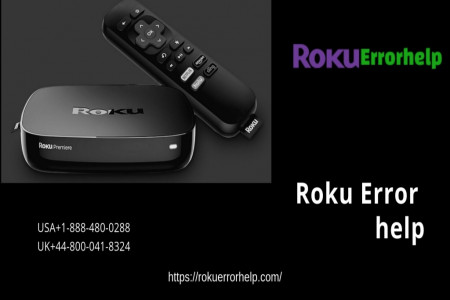 Roku Activation Code – Best Solution to Activate Roku Devices Infographic