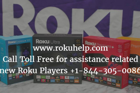 Roku new streaming player support  Infographic