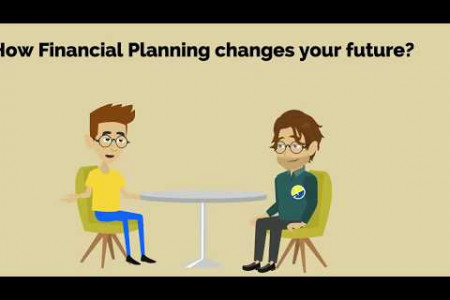 Ron Peoples - What are the advantages of #FinancialPlanning Infographic