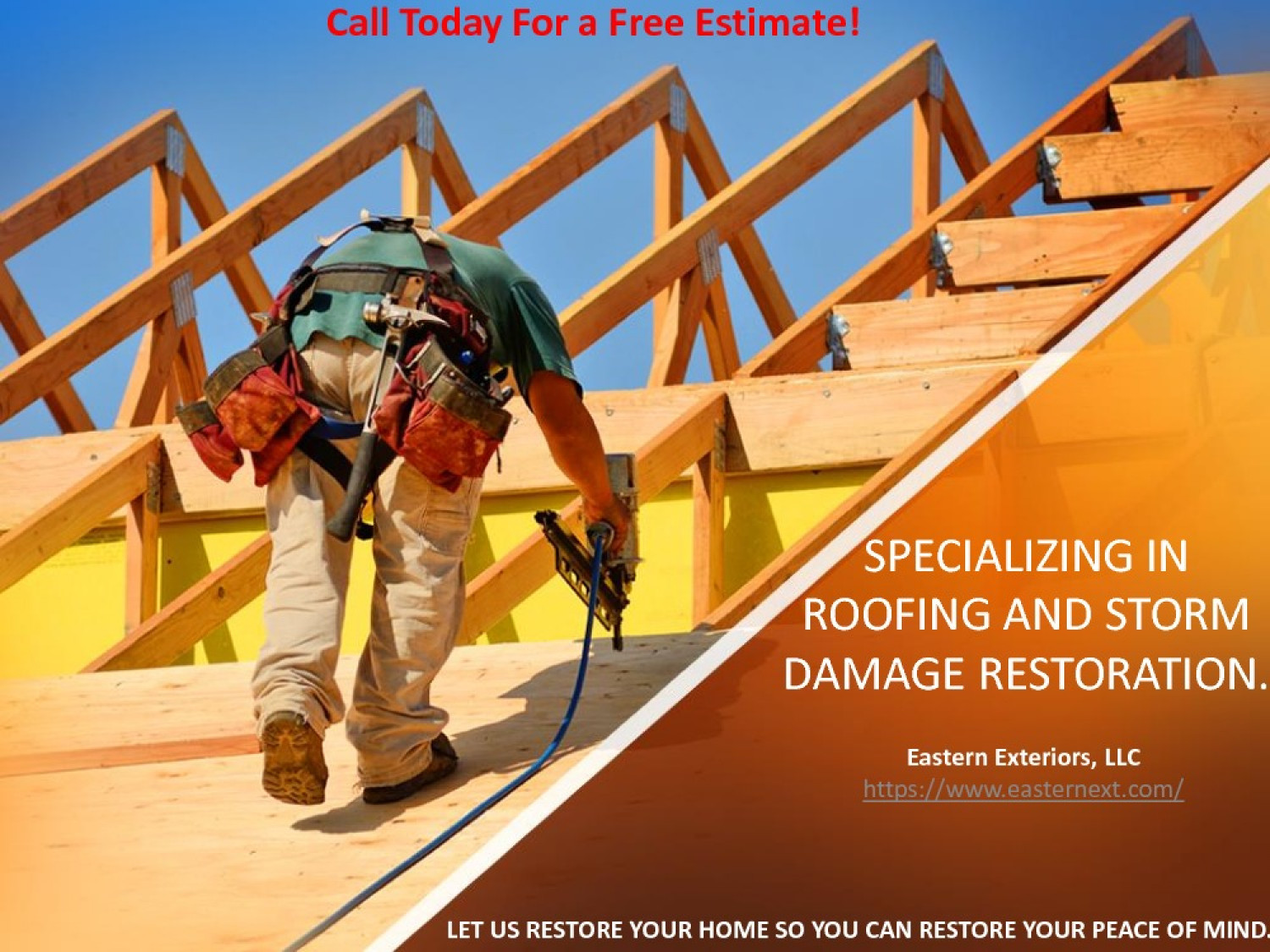 Roofing contractor in Ijamsville, MD   Infographic