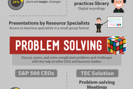 Room for Growth: Top 5 Reasons CEOs Need Ongoing Mentorship and Guidance Infographic