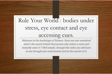 Rule you world/workplace - The Backstage Of Science Infographic