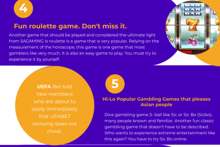 SA Gaming can benefit your mental healthand why you have to play - Ufabet Infographic