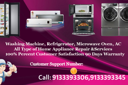 Samsung refrigerator repair in Hyderabad: Infographic