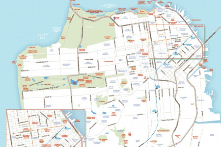San Francisco Visitors Guide Infographic