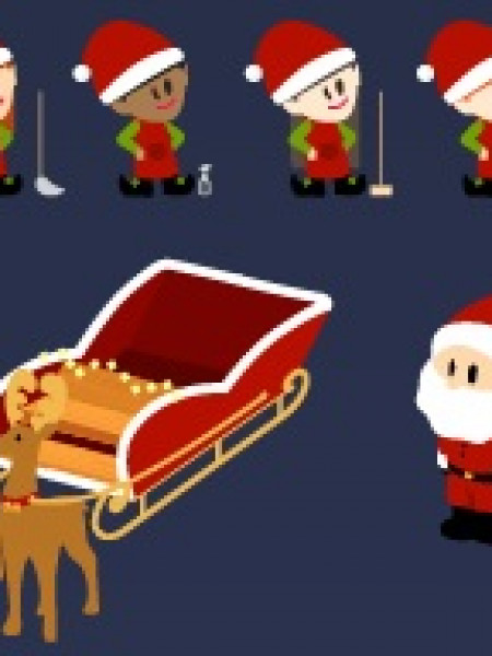 Santa's Outsourced Services [infographic]  Infographic