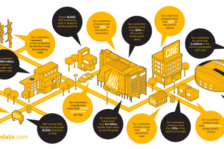SAP Fast Facts Infographic  Infographic