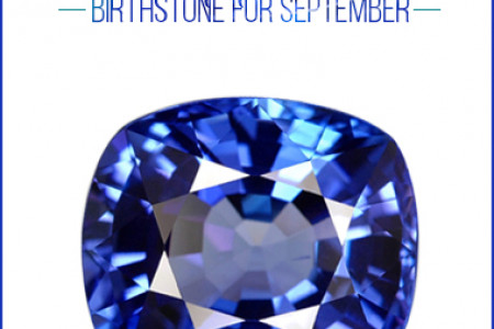 Sapphire: Birthstone for September Infographic