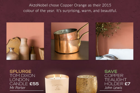 Save or Splurge? Staying on Trend in 2015 Infographic