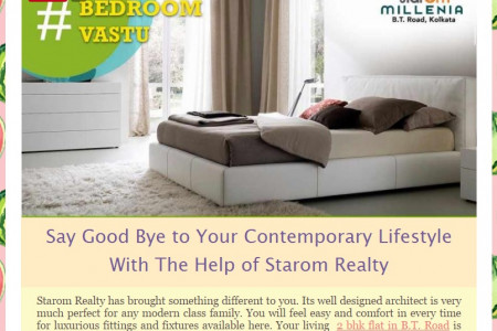 Say Good Bye to Your Contemporary Lifestyle With The Help of Starom Realty Infographic