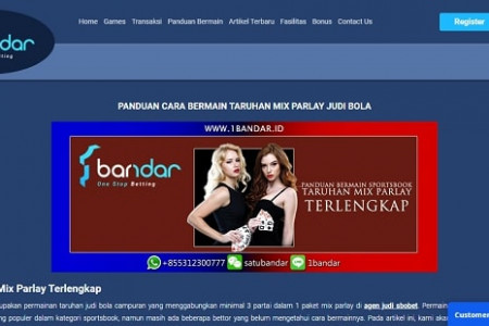 Sbobet Indonesia Mix Parlay Ball Gambling  Infographic