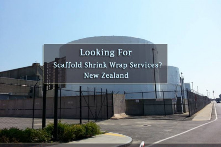 Scaffold shrink wrap Companies in New Zealand Infographic