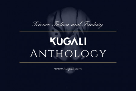 Science Fiction and Fantasy Anthologies || Kugali Anthology Infographic