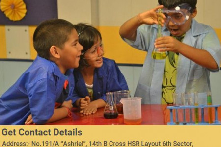 Science Workshops in Bangalore Infographic