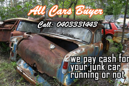 SCRAP CAR GOLDCOAST Infographic