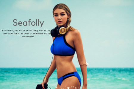 Seafolly Discount Codes Australia Infographic
